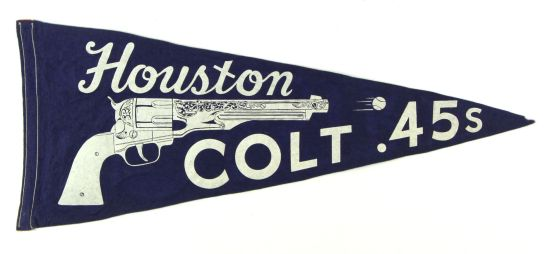 Houston Colt .45s pennant