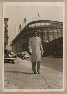 Jackie Robinson, Ebbets Field 1947