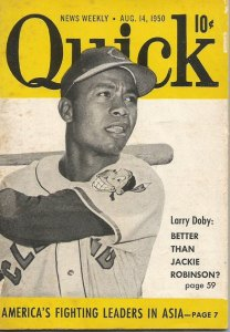 Larry Doby, 1950