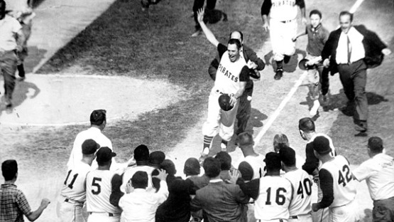 Bill Mazeroski's home run, Game 7, 1960 World Series