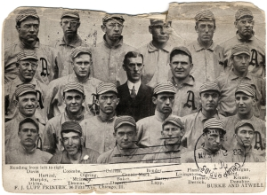 Philadelphia Athletics 1910