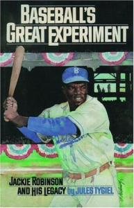 Baseball's Great Experiment, Jules Tygiel, 1983