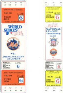 1986 ALCS and WS