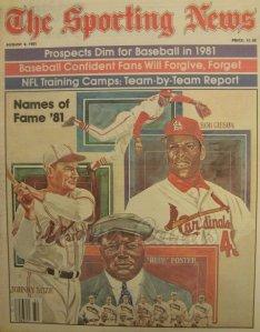 Prospects Dim; TSN, August 8, 1981