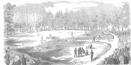 The Game of Base Ball, New York Clipper, September 19, 1857