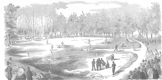 The Game of Base Ball, New York Clipper, September 19, 1857