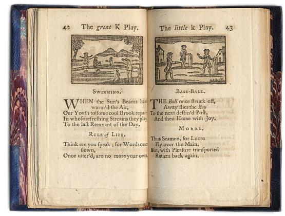 Little Pretty Pocket-book, 1787