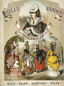 Dolly Varden Sheet Music