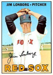 Jim Lonborg 1967