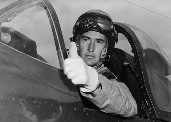 Ted Williams, Korea