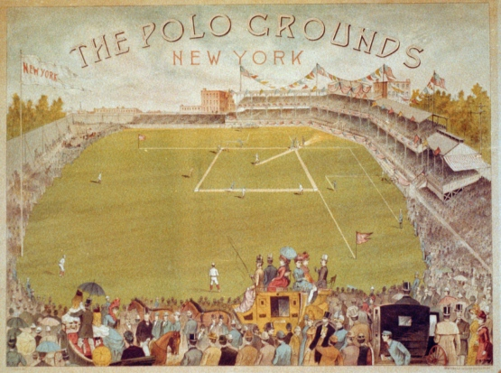 Polo Grounds, 1887