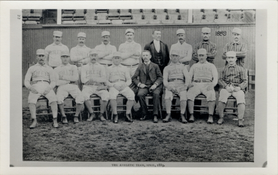 1889 Philadelphia Athletics