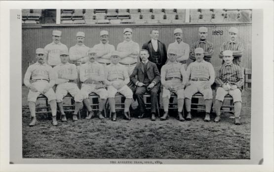 1889 Philadelphia Athletics