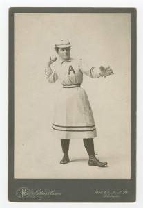 Lizzie Arlington (Stride/Stroud)