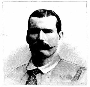 Steve Brady, Police Gazette 1882