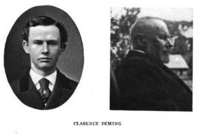 Clarence Deming