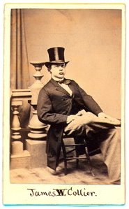 James W. Collier, ca. 1871
