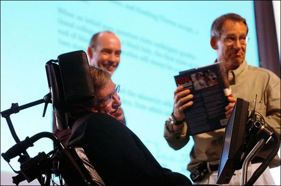 Stephen Hawking, John Preskill, and Total Baseball